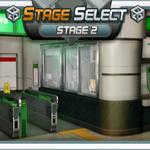 ステージ2「駅構内」の画像