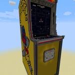 『マインクラフト』ファンがゲーム内に『パックマン』を実装 ― 改造Mod無しのマップデータで再現