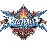 『BLAZBLUE CHRONOPHANTASMA EXTEND』ロゴの画像
