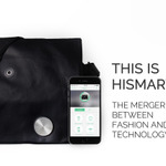 オシャレでデジタルなスマートバッグ「HiSmart」が便利そう