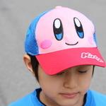 カービィたちがメッシュキャップに!「星のカービィ帽子」発売開始!まずは3種類