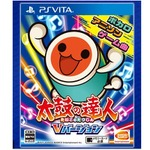 PS Vita『太鼓の達人 Vバージョン』7月9日発売決定、アドホック通信で最大4人プレイも可能