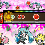 PS Vita『太鼓の達人 Vバージョン』はアニソン、ボカロ、ゲーム曲に注力! 新モード「ドンだークエスト」も
