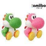 amiibo「あみぐるみヨッシー」英国で予約開始…6月26日発売で19.85ポンドに