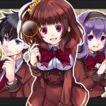 3DS『THE アイテム探し 女子高生探偵 真実の事件簿~』配信開始!シンプルパズルと学園ADVが融合