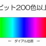 バンナムグループの「次世代型ペンライト」商品化進む…加速度センサー搭載で、カラー選択は200色以上の画像