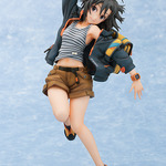 アニメ「アイマス」の「菊地真」フィギュアが9月に発売…凛々しくセクシーなポーズにの画像