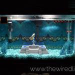 『ゼルダの伝説』名シーンを再現した水槽が素晴らしい