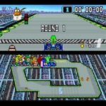 もしも『マリオカート8』がスーファミだったら?ファンがデメイク動画を公開