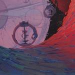 「荒廃したシスの惑星」 シド・ミードの画像