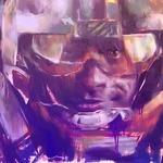 無題(コクヒピット内のルーク・スカイウォーカー) ジェローム・ラガリーグの画像