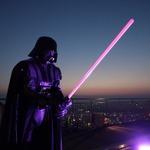 スカイデッキにフォトロケーション (C) & TM Lucasfilm Ltd.の画像