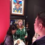 ルーカス・ミュージアム・オブ・ナラティヴ・アートのシニア・マネジャー、レイセ・フレンチの画像