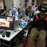 【レポート】日本のVR作品が集結した「東京オッキューランド(仮)」