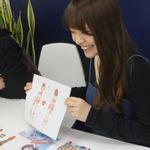 【インタビュー】『ぎゃる☆がんW』開発陣が語る使命感とは…上間江望が選んだ下着も大公開