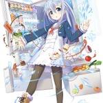 『家電少女』×「シャープ」コラボが決定!「お茶プレッソ」や「どっちもドア冷蔵庫」が美少女にの画像
