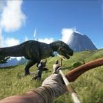 """オープンワールドで""""恐竜やドラゴンたち""""とサバイバルする『ARK: Survival Evolved』発表"""
