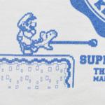 エディットモードより、GB/FC/SFC『マリオ』シリーズを題材にした新Tシャツ登場…関連イベントも