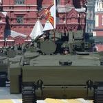 ロシア軍の新型戦闘車両はPS風ゲームパッドで操縦、メーカーが明らかに