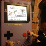 海外ファンが巨大ゲームボーイ「Game Boy XXL」製作…こいつ、動くぞ!