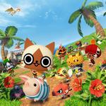 3DS『ぽかぽかアイルー村DX』9月10日発売!モンスターベビーと触れ合うことも