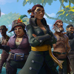 【E3 2015】レアが新規IP『Sea of Thieves』を発表―海賊がテーマのマルチプレイゲーム