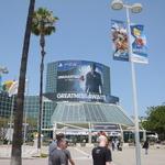 【E3 2015】開幕直前の会場の様子をレポート!今年目立ってるゲームはどれ?