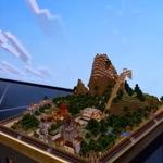 【E3 2015】「HoloLens」で『Minecraft』の世界が現実世界に浮き上がる