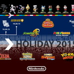 【E3 2015】任天堂の今後のラインナップを示したインフォグラフィックが意外と悪くないと評判に