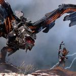 【E3 2015】荒廃した世界でマシンと戦うARPG『Horizon Zero Dawn』はクラフト要素あり