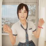 【E3 2015】新しい『サマーレッスン』を早速プレイ!新キャラは金髪で、片言の日本語で、下の服が透けて見えるの画像
