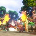 【E3 2015】最大200体のキャラクターが入り乱れるゴチャキャラRPG シリーズ第二弾『ハッピーダンジョン』について制作者に聞いてみた