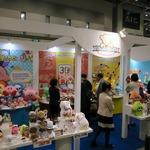 【東京おもちゃショー2015】人気集中『スプラトゥーン』グッズや「スーパーマリオ30周年記念」商品が多数の三英貿易