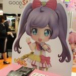 【東京おもちゃショー2015】グッスマが初出展、「プリパラ」ねんどろいどこ~で体験コーナーなど
