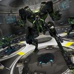 【E3 2015】VRでロボットを操縦するスポーツFPS『Rigs』が熱い…開発は『キルゾーン  マーセナリー』のスタジオ