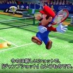 『マリオテニス』最新作の映像公開…巨大化にジャンプショット、賑やかで楽しげなダブルスも