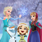 3DS『ディズニー マジックキャッスル マイ・ハッピー・ライフ2』11月5日発売決定、「アナ雪」ワールドなど新要素を収録