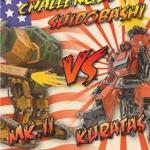 日米巨大ロボ対決が実現!?クラタス VS メガボットMk-2…決戦は1年後