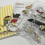 『ねこあつめ』iPhone6ケース8月末発売、「たてじまさん」やこたつデザインなど