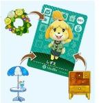 『どうぶつの森 ハッピーホームデザイナー』amiiiboカードで何ができる? 新要素をご紹介