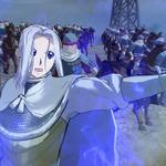 『アルスラーン戦記×無双』軍団を率いる新アクション「マルダーンラッシュ」公開
