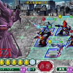 『スーパーロボット大戦X-Ω』画面写真の画像