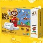"""『スーパーマリオメーカー』Wii U同梱セットが9月10日発売、数量限定の""""30周年セット""""も"""