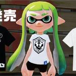 『スプラトゥーン』Tシャツ第2弾発表!渋谷で開催される「エディットモード」イベントで先行販売