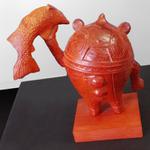 アトラス「コミケ88」物販情報…木彫りの「クマ」や、『オーディンスフィア』「ジャックフロスト」グッズなどの画像