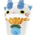 「妖怪ウォッチ ポテトケース」マクドナルドが限定販売!ジバニャン、コマさんら4種類の画像