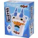 「妖怪ウォッチ ポテトケース」マクドナルドが限定販売!ジバニャン、コマさんら4種類