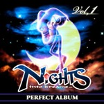 NiGHTS into dreams... パーフェクトアルバムの画像