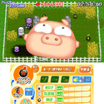 『たたかえ ぶたさん』3DSに登場!ジャレコのアーケードゲームがネット対戦・協力プレイ対応で復活