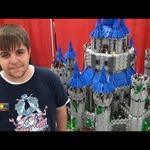 制作期間は2年半!『ゼルダの伝説』ファンがレゴでハイラル城を再現